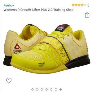 Reebok CrossFit lifter plus 2.0 Training Shoe